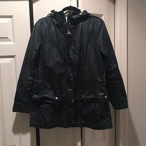 Blue GAP Raincoat